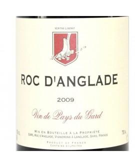 Vin de Pays du Gard Roc d'Anglade 2010
