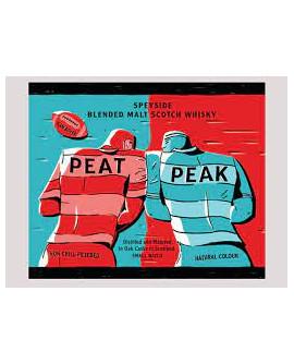 Whisky Peat Peak