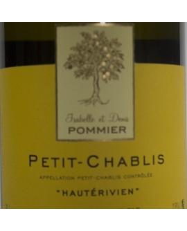 Petit-Chablis Hautérivien 2014 Isabelle et Denis Pommier