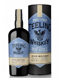 Whisky Teeling Pot Still n°4