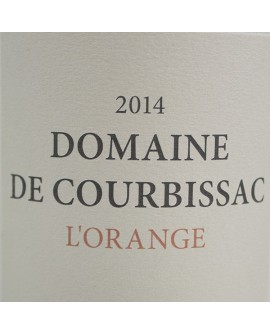 Domaine de Courbissac L'Orange 2014
