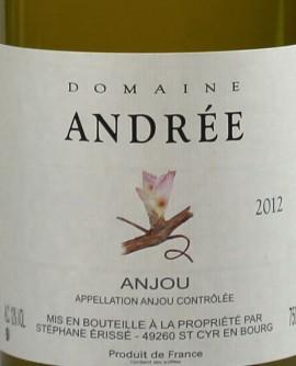 Anjou 2012 Domaine Andrée S. Erissé