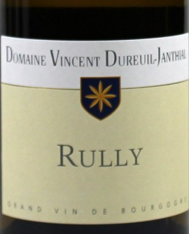 Domaine Vincent Dureuil-Janthial 2013 Rully