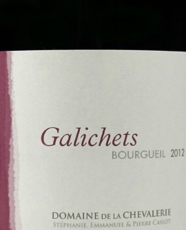 Bourgeuil Galichets 2012 Caslot