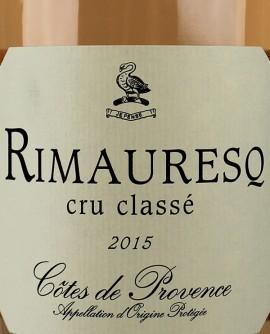 Côtes de Provence Rimauresq 2015