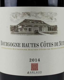 Bourgogne Hautes Côtes de Nuit 2014 Arlaud