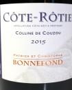 Côte-Rôtie 2015 Colline de Couzou Patrick & Christophe Bonnefond