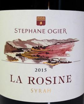 Stephane Ogier 2015 La Rosine