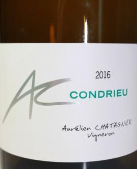 Aurélien Chatagnier 2016 Condrieu