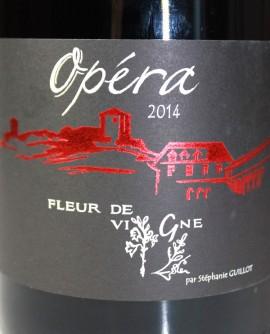 Opéra 2014 Fleur de Vigne