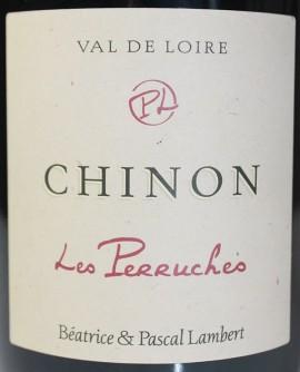 Chinon 2014 Les Perruches