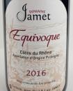 Jamet equivoque 2016