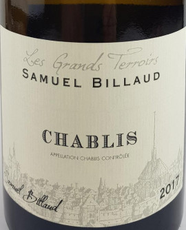 Samuel billaud chablis 2017